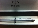 Лазерная гравировка ручка Паркер